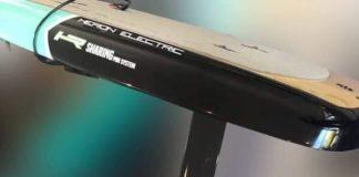 Heron Electric Hydrofolio Surfboard - serfuj elektrycznie nad wodą